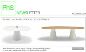 newsletter phs mobilier novembre 2013